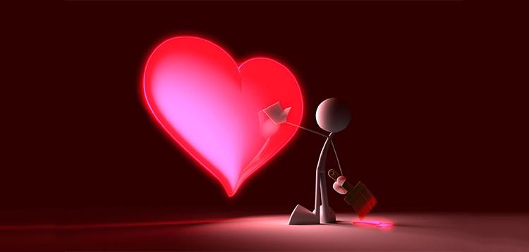 يعني ايه محبة ؟